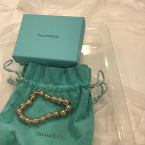 Tiffany sterling silver bracelet